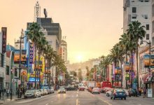 Autobús turístico de Los Ángeles