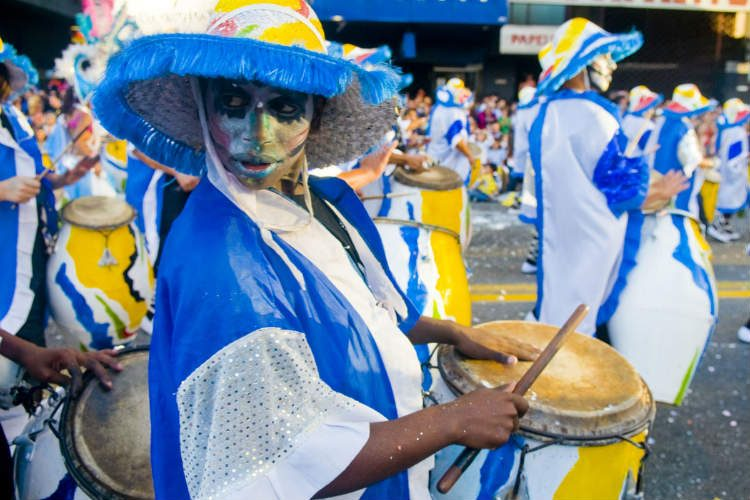 Tour del candombe en Montevideo