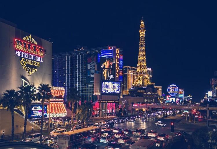Tour nocturno por Las Vegas