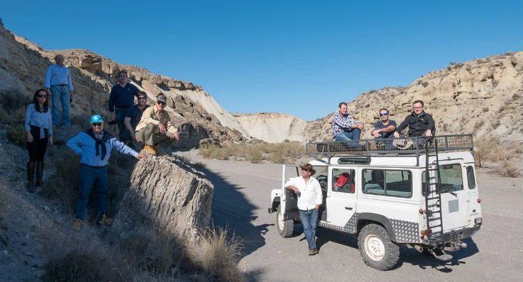 Tour por el desierto de Tabernas Almeria en 4x4