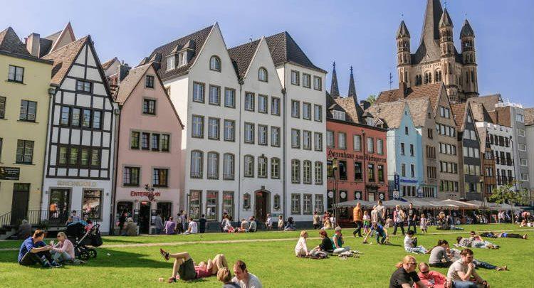 Visita guiada por Colonia Alemania