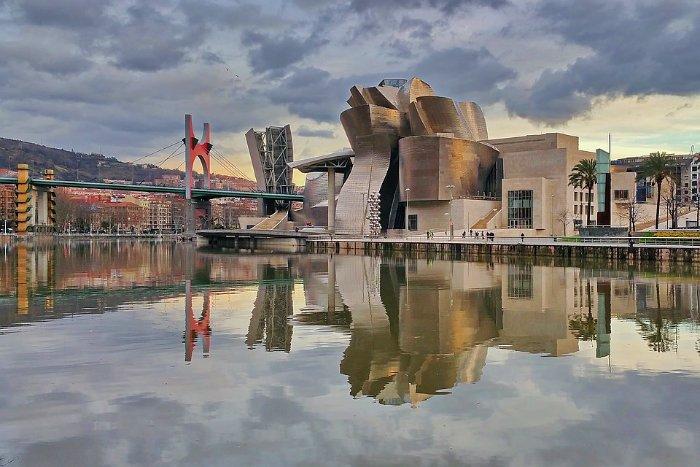Visita guiada por el Museo Guggenheim Bilbao