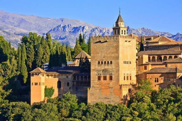 Visita guiada por la Alhambra