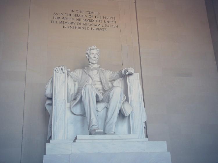 Qué ver en Washington DC. Monumento a Lincoln