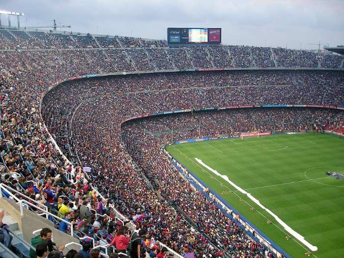 Tour Camp Nou. Camp Nou Tour Barcelona