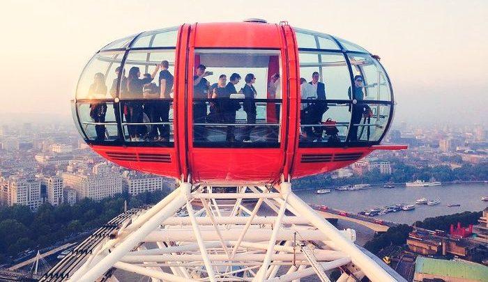 Entradas para el London Eye de Londres