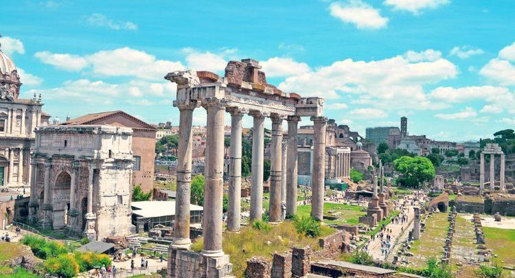 Vaticano Coliseo Foro romano y Palatino