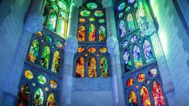 Visita de la Sagrada Familia sin colas