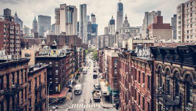 contrastes de nueva york ciudad