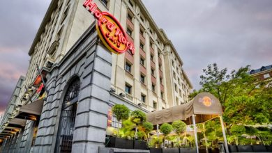 Photo of Comida o cena en el Hard Rock Cafe Madrid