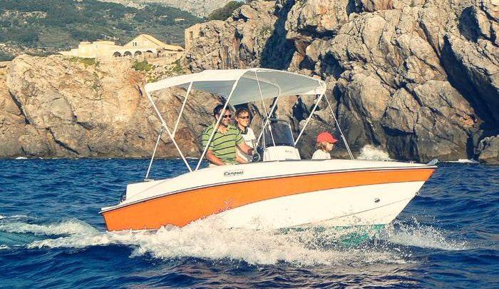 Alquiler de barcos sin licencia en Ibiza