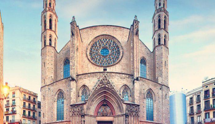 Basílica de Santa María del Mar barcelona