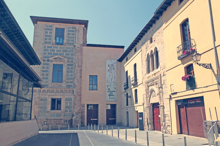 Palacio de Conde de Luna, León