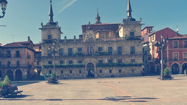 Ayuntamiento viejo de León
