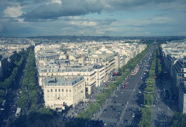 Centro de París