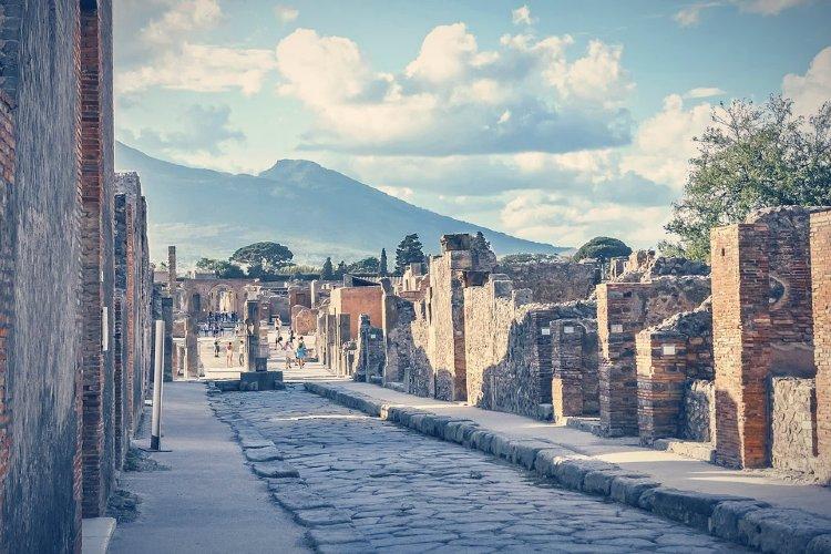 7 cosas que hacer en Roma. Ruinas de Pompeya