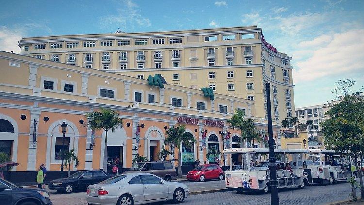 Tour nocturno por San Juan de Puerto Rico