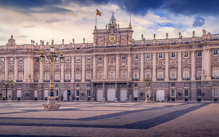 madrid palacio real