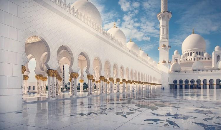 Mezquita de Sheikh Zayed, Abu Dhabi