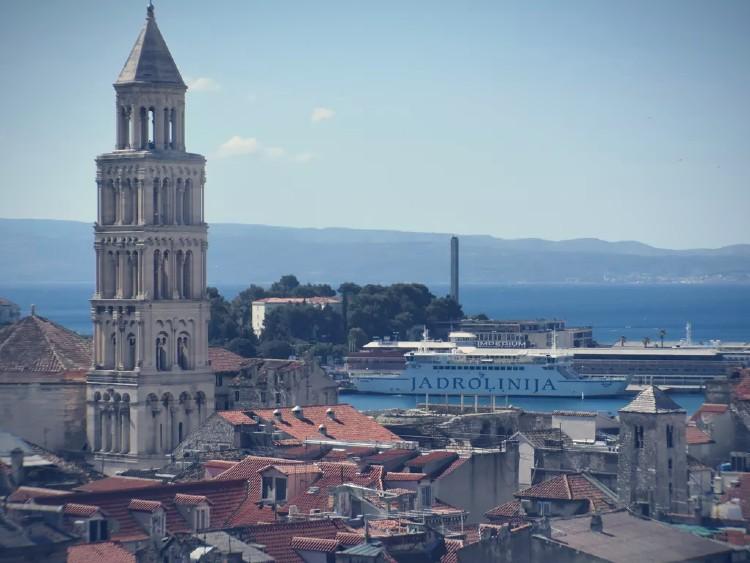Catedral de San Duje Split Croacia