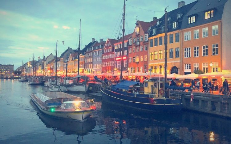 Copenhage Dinamarca