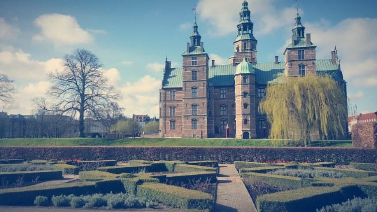 Que ver en Copenhage. El Castillo de Rosenborg