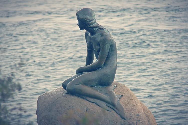 Que ver en Copenhage. La Sirenita de Copenhage