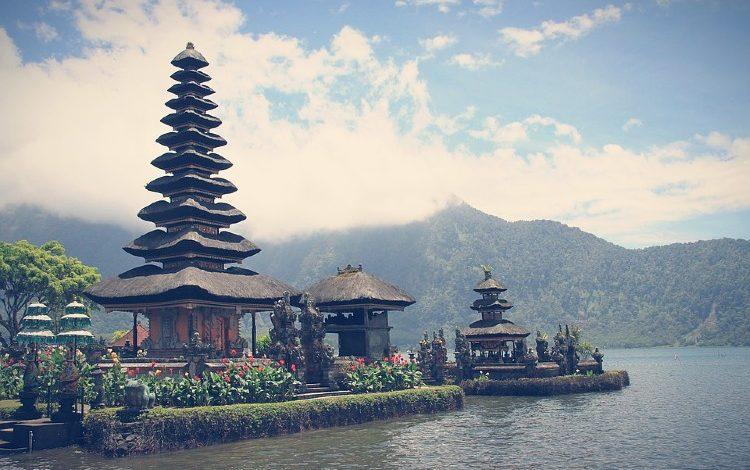 Pagoda Templo Bali