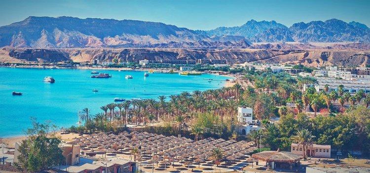 Ciudad egipcia de Sharm el-Sheij