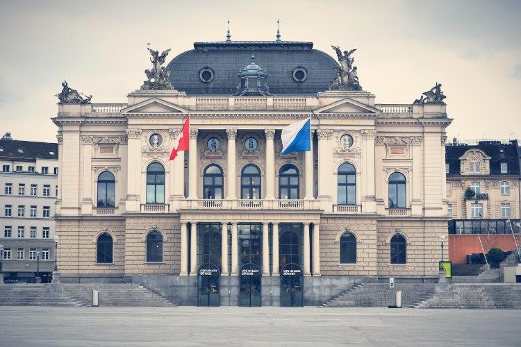 Teatro de la Ópera de Zúrich