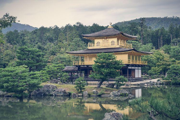 Templo Kinkakuji kioto