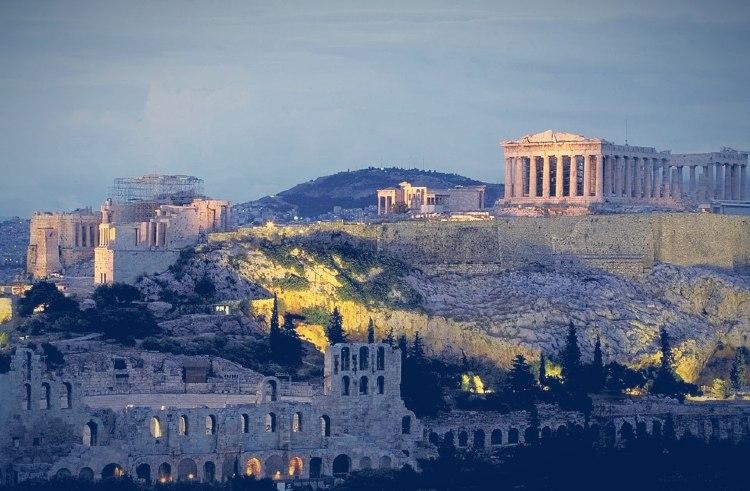 Que ver en Grecia. Acrópolis, Atenas