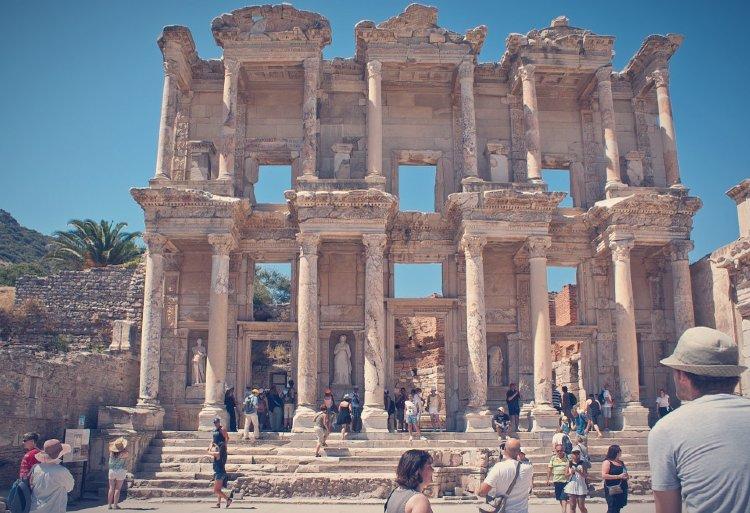 Biblioteca de Celso, en Éfeso