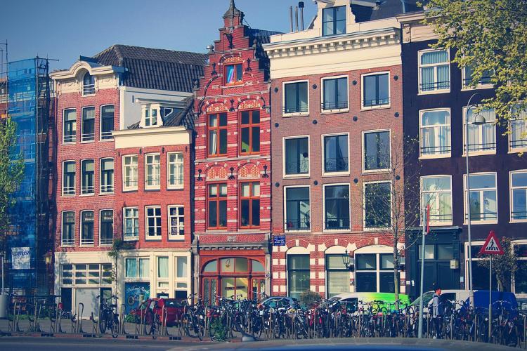 calle de amsterdam