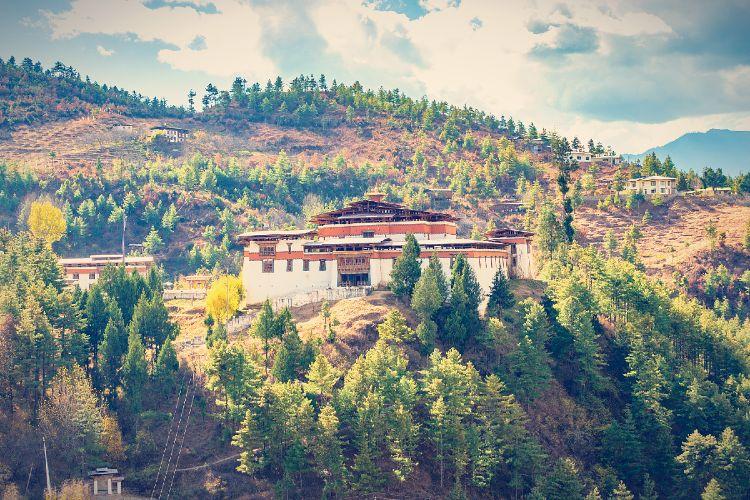 dzong de Simthoka