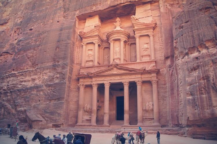 Portada de El Tesoro, Petra