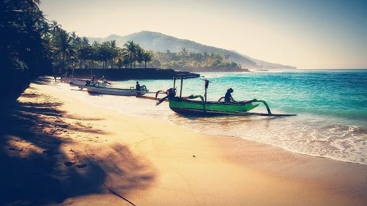 Que ver en Bali. Playa de Bali
