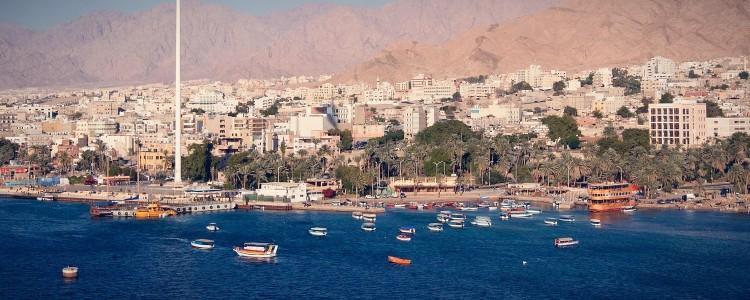 Puerto de Aqaba, Jordania