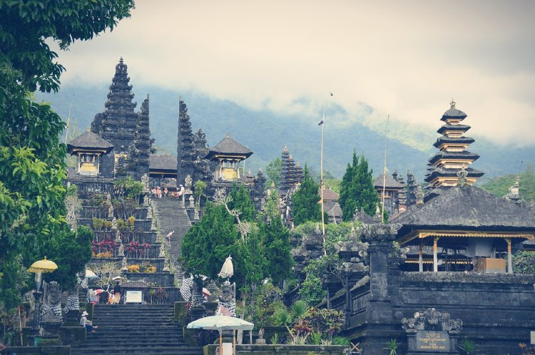 Que ver en Bali. Templo Besakih