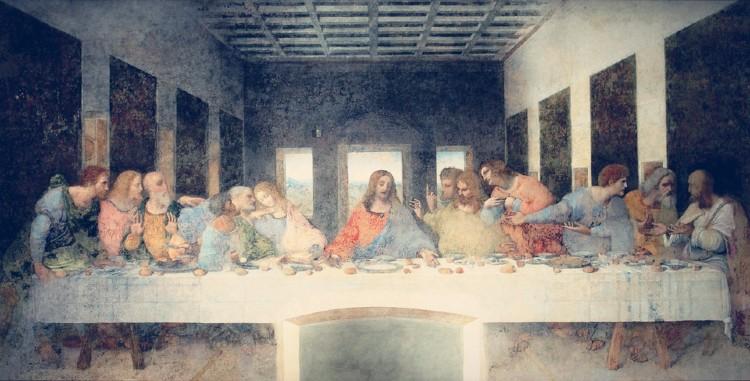 """Visita a Milán. """"La Última Cena"""", de Leonardo Da Vinci"""