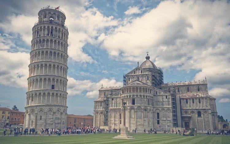 Torre de Pisa Florencia Italia