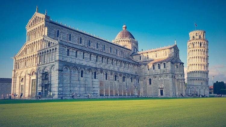 excursion a pisa desde florencia. Torre de Pisa y Catedral Florencia Italia