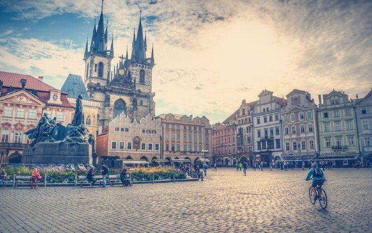 Tour en Praga en español