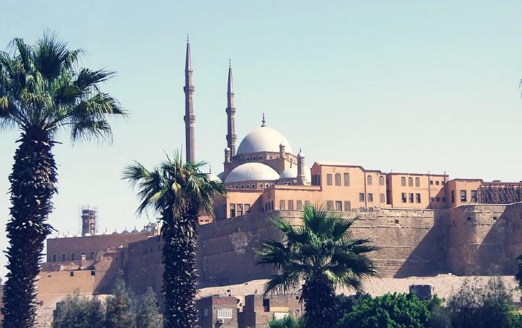 Ciudadela de Saladino Egipto