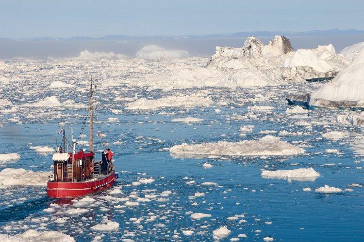 Illulisat el Artico