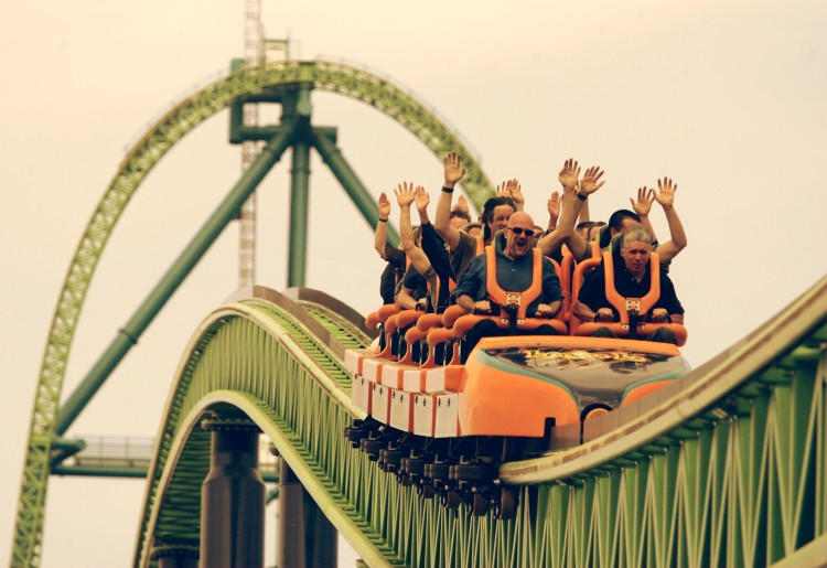 Kingda Ka, New Jersey