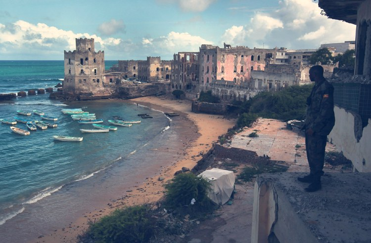 Mogadiscio, capital de Somalia