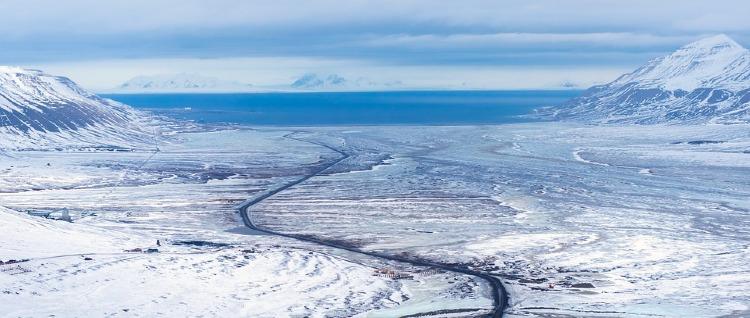 Svalbard el Ártico