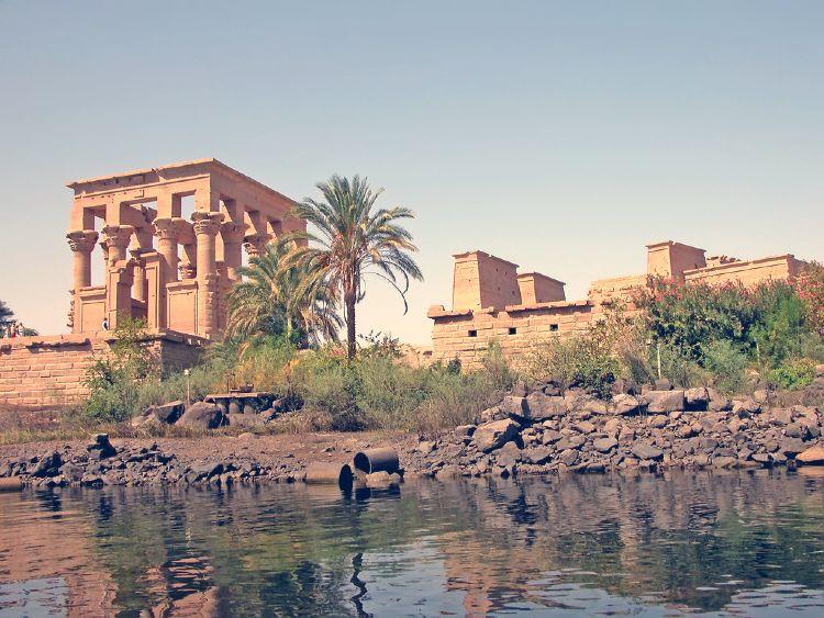 Templo de Filae Egipto