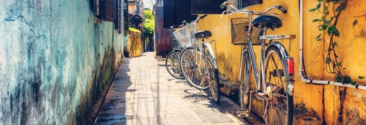 Agra en bicicleta